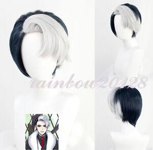 Twisted Wonderland Divus Crewel Anime Cosplay Wig