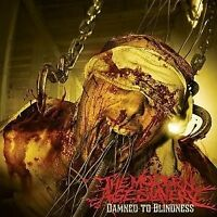 """THE MODERN AGE SLAVERY """"DAMNED TO BLINDNESS"""" CD NEU"""