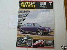 AMK 1999-07 VINCENT COMET,FORD CAPRI RS 2600,PORSCHE 911,912,LOTUS 99,DONKERVOOR
