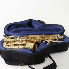 P. Mauriat Model MASTER-97AG Professional Alto Saxophone in GOLD PLATE BRAND NEW