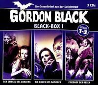 BLACK-BOX 1 (FOLGE 1-3) (SAMMLER-EDITION) - BLACK,GORDON  3 CD NEU