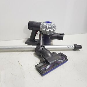 Dyson V6 Cordless Handheld Vacuum Cleaner + Wand & Brush Head - 18 Min Battery