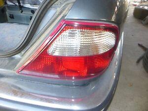 JAGUAR XJR XJ Sport 1998 1999 2000 2001 2002 2003 RIGHT TAIL LIGHT