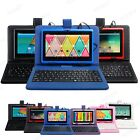 XGODY 7 inch Android 4.4 HD Camera 16GB Quad Core tablet PC Bundle Keyboard Case