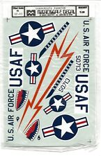 Old Packaging Microscale Sharkmouth Hybrid F-4 Phantom Decals 1/32 43 (Sealed)