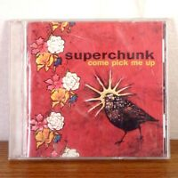 Superchunk Come Pick Me Up CD Album 1999 merge