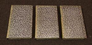 1820 Works of George Berkeley - Bishop of Cloyne in Ireland (3 Vols) Philosophy