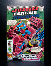 COMICS: DC: Justice League of America #52 (1967) - RARE (batman)