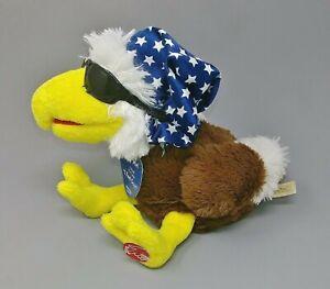 Dan Dee Collectors Choice American Eagle Bird Doll Moves & Sings w/Original Tags