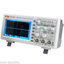 1PCS UNI-T UTD2102CEX 100MHZ Digital Storage Oscilloscope 1G Sa/s USB New