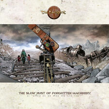 The Tangent - Slow Rust of Forgotten Machinery CD