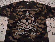 Large- Operation Punk T- Shirt
