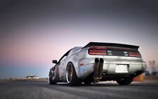 """NISSAN 300ZX TUNING A1 CANVAS PRINT POSTER 33.1""""x21.4"""""""
