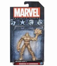 Marvel Infinite Series Sandman Tan Sand Color Action Figure Hasbro 2014