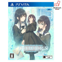 NEW Flowers Le Volume sur Hiver PS Vita SONY Playstation Japanese ver. PROTOTYPE