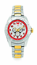 855033 SYDNEY SWANS AFL TEAM ESTABLISHMENT 2 TONE SPECIAL EDITION MENS WATCH