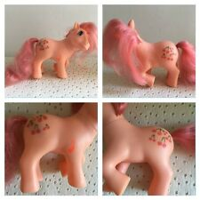 My Little Pony Mon Petit Poney Cherries jubilee Vintage 1984