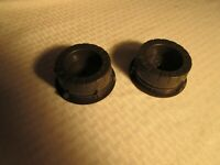 """PAIR of TEAC TZ-612 REEL 1/4"""" NAB HUB ADAPTERS  TESTED EXCELLENT CONDITION"""
