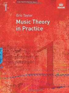 Music Theory in Practice, Grade 1 (Music Theory in ... by Taylor, Eric Paperback