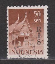 Indonesia Indonesie nr. 55 RIS used 1950 Republik Indonesia Serikat R.I.S