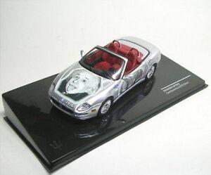 Maserati Spyder ( a.Einstein ) Cambiocorsa 2002 (Silver)