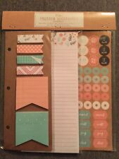 New listing Target Mini Planner Accessories kikki k page flags sticky notes