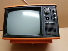 70's ORANGE TV STUDIO PORTABLE - REQUISITE