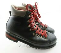 Men's 13 M Raichle Molitor Hiking Boots Switzerland Mountaineering Leather Vtg