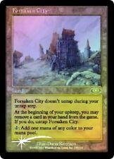 Planeshift  Foil  MTG  Forsaken City  Magic