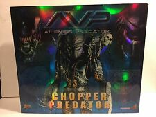 Alien Vs Predator AVP 1.0 Chopper Predator Hot Toys
