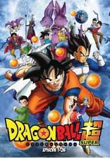 DVD Dragon Ball Super Chapter 1-26 English Dubbed And Subtitle Anime