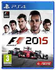 F1 2015 (Playstation 4) PS4 Formula 1 COMME NEUF