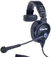 Clear-Com CC-300-X4 Single-Ear Headset with 4-Pin XLR-F Connector