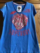 Ladies Superdry Athletique T Shirt Size Medium