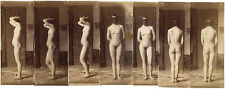 Nude woman in a Mask Femmes nues corps masque profil acte poitrine photo m 185