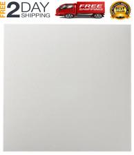 Solid White Vinyl Peel And Stick Tile Square 20 PK Luxury Flooring 12 x 12 NEW