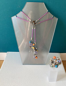 swatch bijoux Kette & Ring
