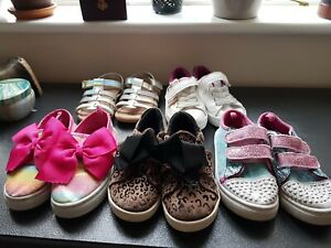 Girls shoes bundle size 9