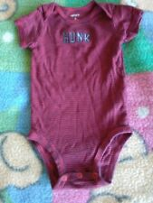 Carter's, Onepiece, 6 Months, Striped, 100% Cotton