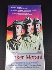 Breaker Morant 1979 film (VHS release 1990) fine condition Bruce Beresford video