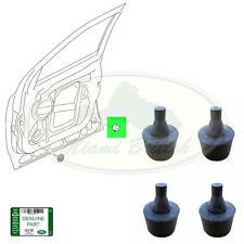 LAND ROVER DOOR BUMP STOP SET x4 LR3 LR4 LR2 RANGE SPORT CFM500010 OEM