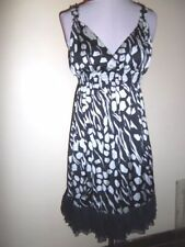 Satin Animal Print Hand-wash Only Clothing for Women