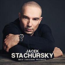 Jacek Stachursky - Moje zakazane przeboje (CD) 2014 NEW
