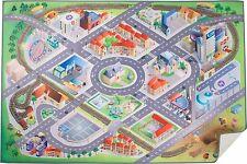 """Small Foot 10408 Spielteppich Spielmatte """"großstadt"""" bunt ()"""