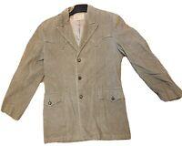 VTG FIELD & STREAM Corduroy Jacket Coat Men's Size 38 Gordon and Ferguson USA