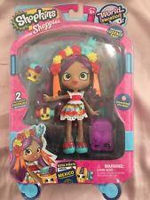 Shopkins Shoppies World Vacation Doll Rosa Pinata Visits Mexico New