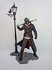 "ASSASSINS CREED SYNDICATE JACOB FRYE THE IMPETUOUS BROTHER 10"" FIGURE DIORAMA"
