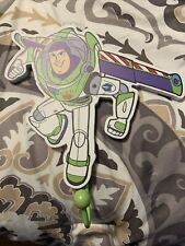 Buzz lightyear Wall Decor Hook Coat Clothing Hanger by Comic Walls