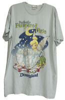 Disneyland Disney Resort Tinker Bell Sleep Shirt OSFA Perfectly Perfectly Pixie