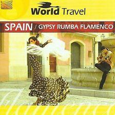 World Travel: Spain/Gypsy Rumba Flamenco, New Music
